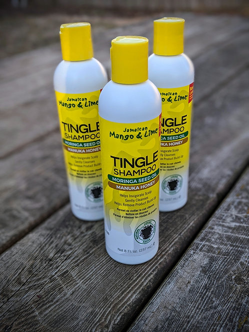 Tingle Shampoo for Natural Dreads