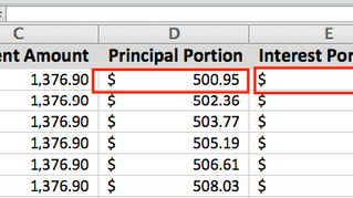 How to Use Your Amortization Schedule