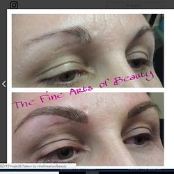 tattoo brows