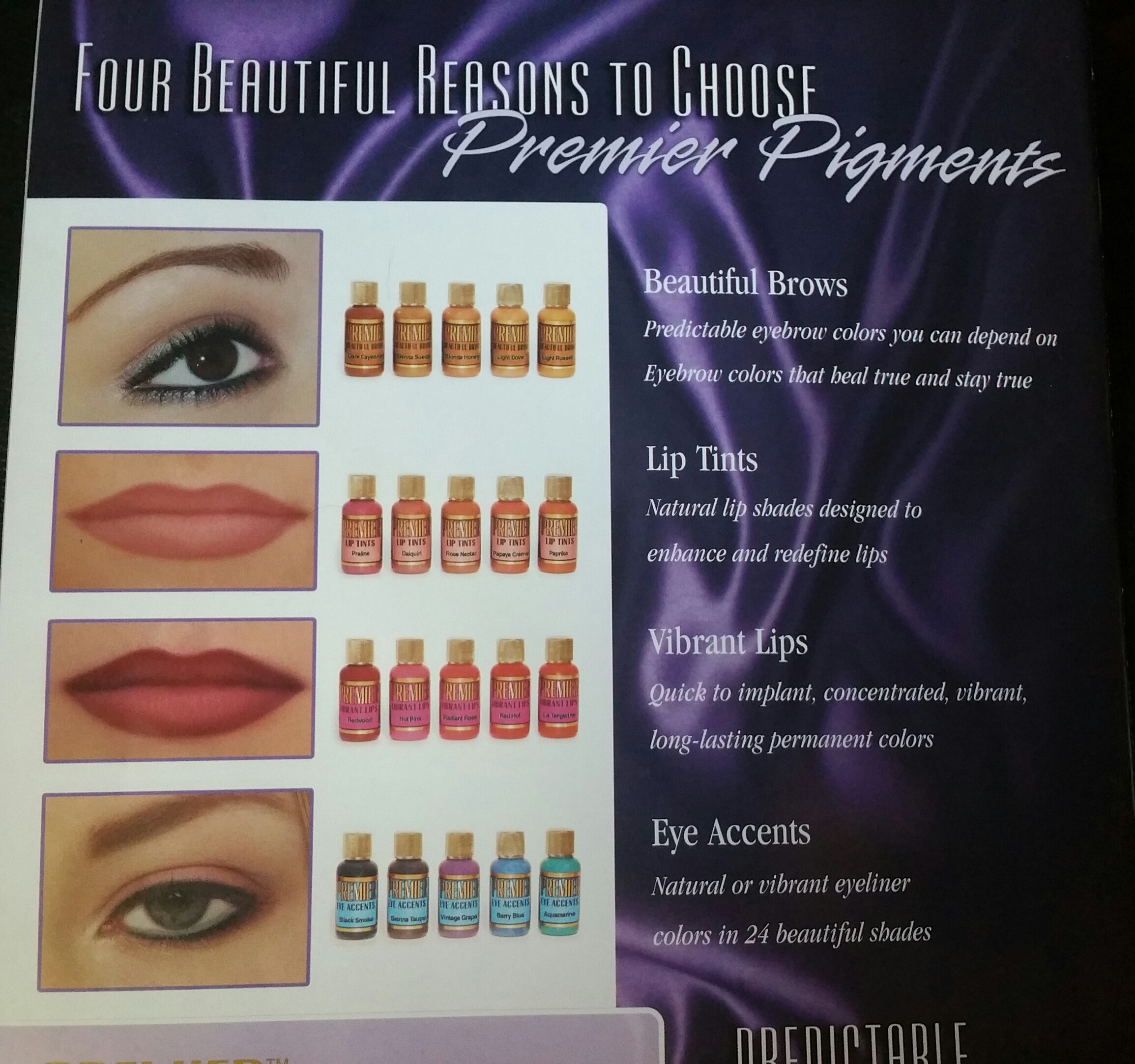 Quality Pigments!