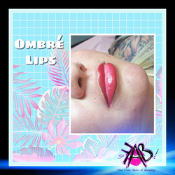 Ombre Lips! They DO exist!