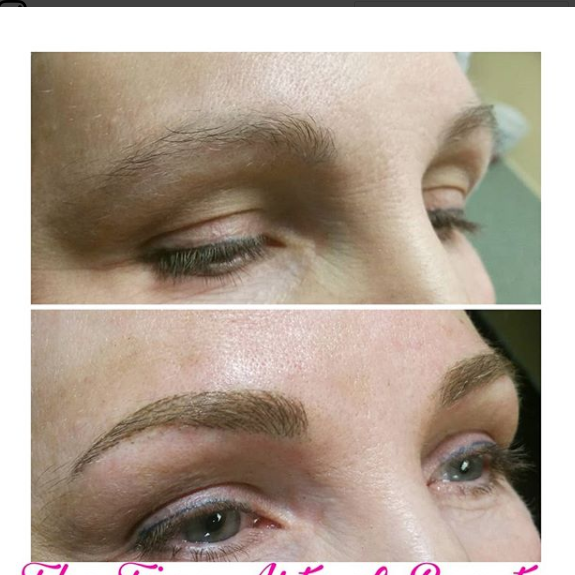 Hair-Stroke Brow Preview