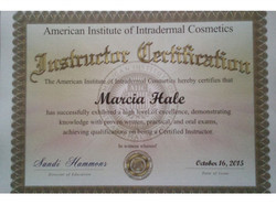 Instructor Certification from AIIC