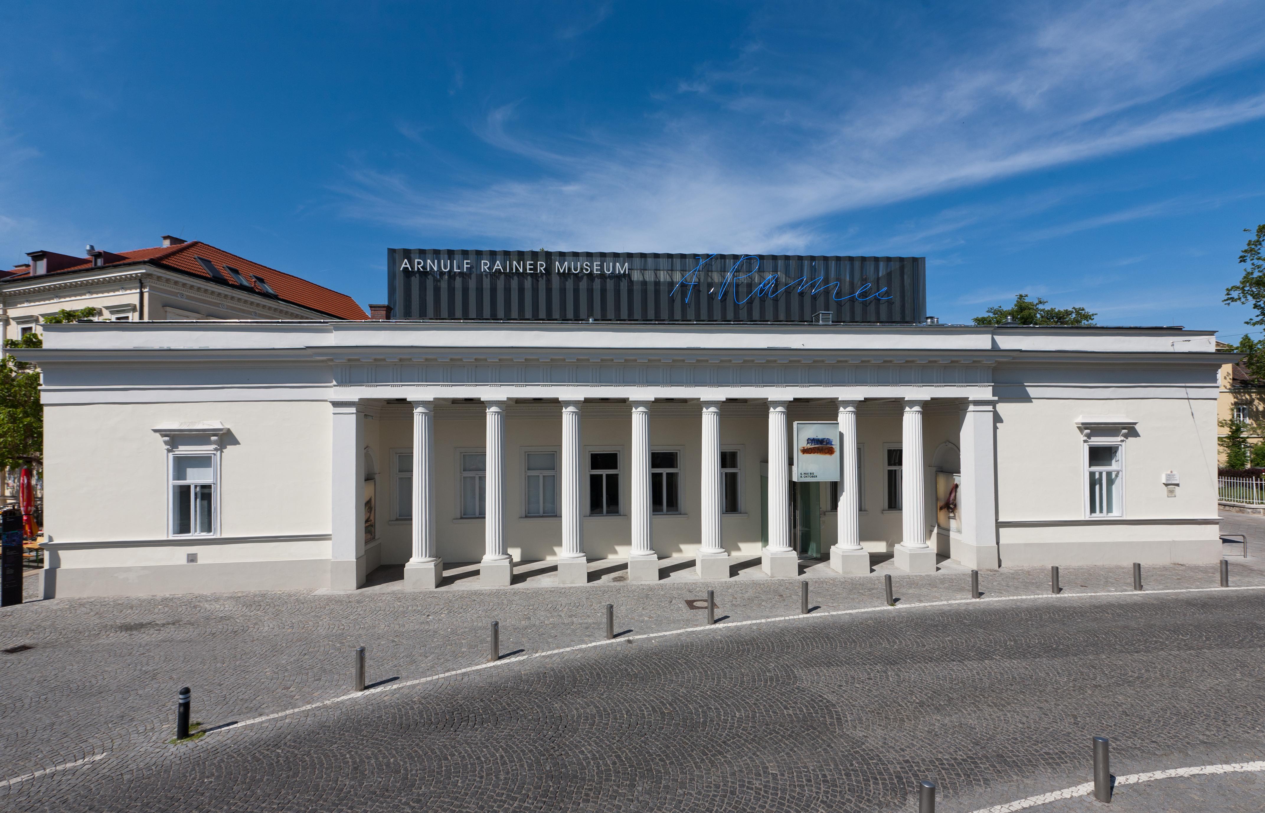 (c) Arnulf Rainer Museum_Foto Wolfgang Thaler