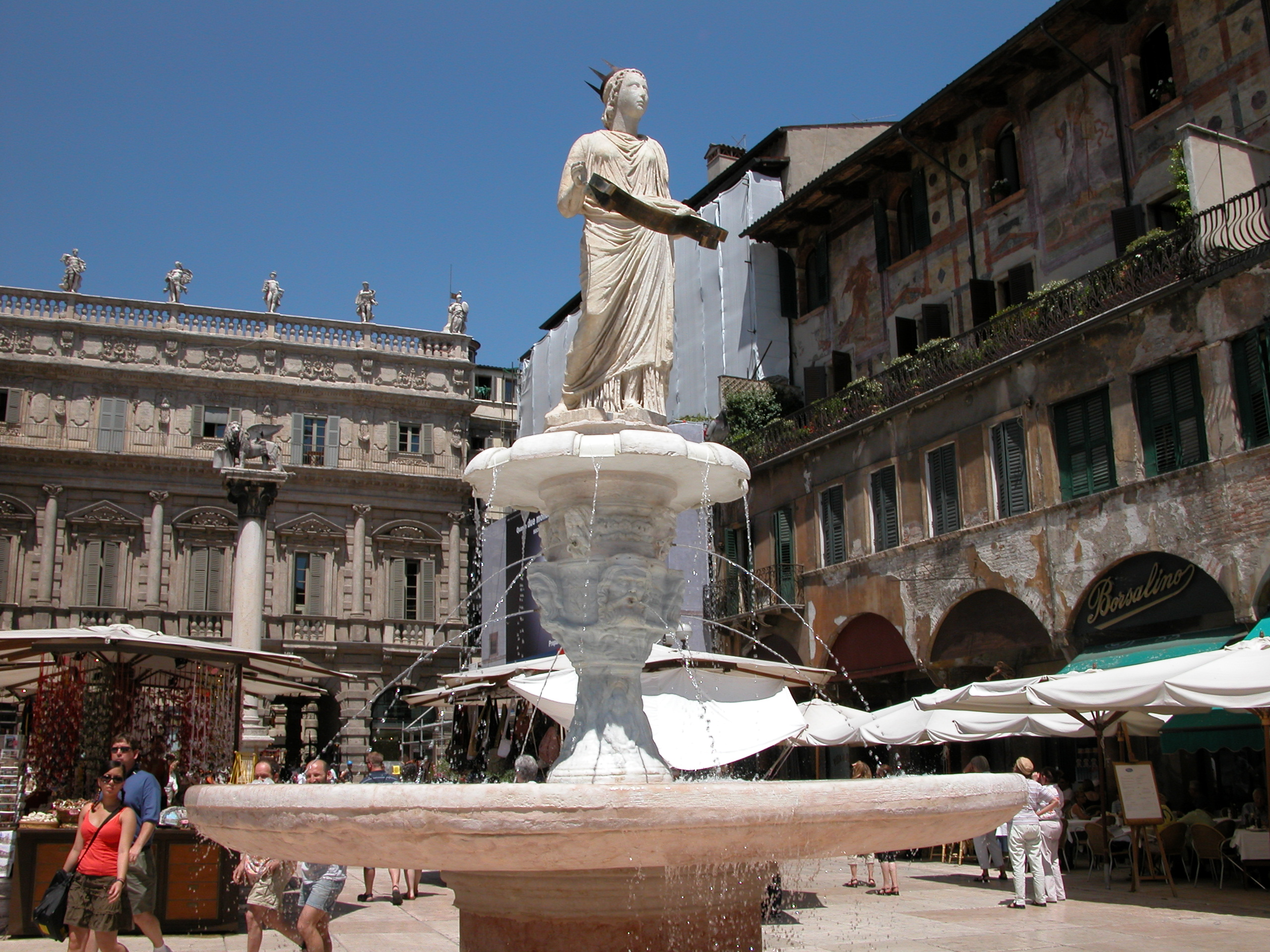 Courtesy Comune di Verona Madonna Verona