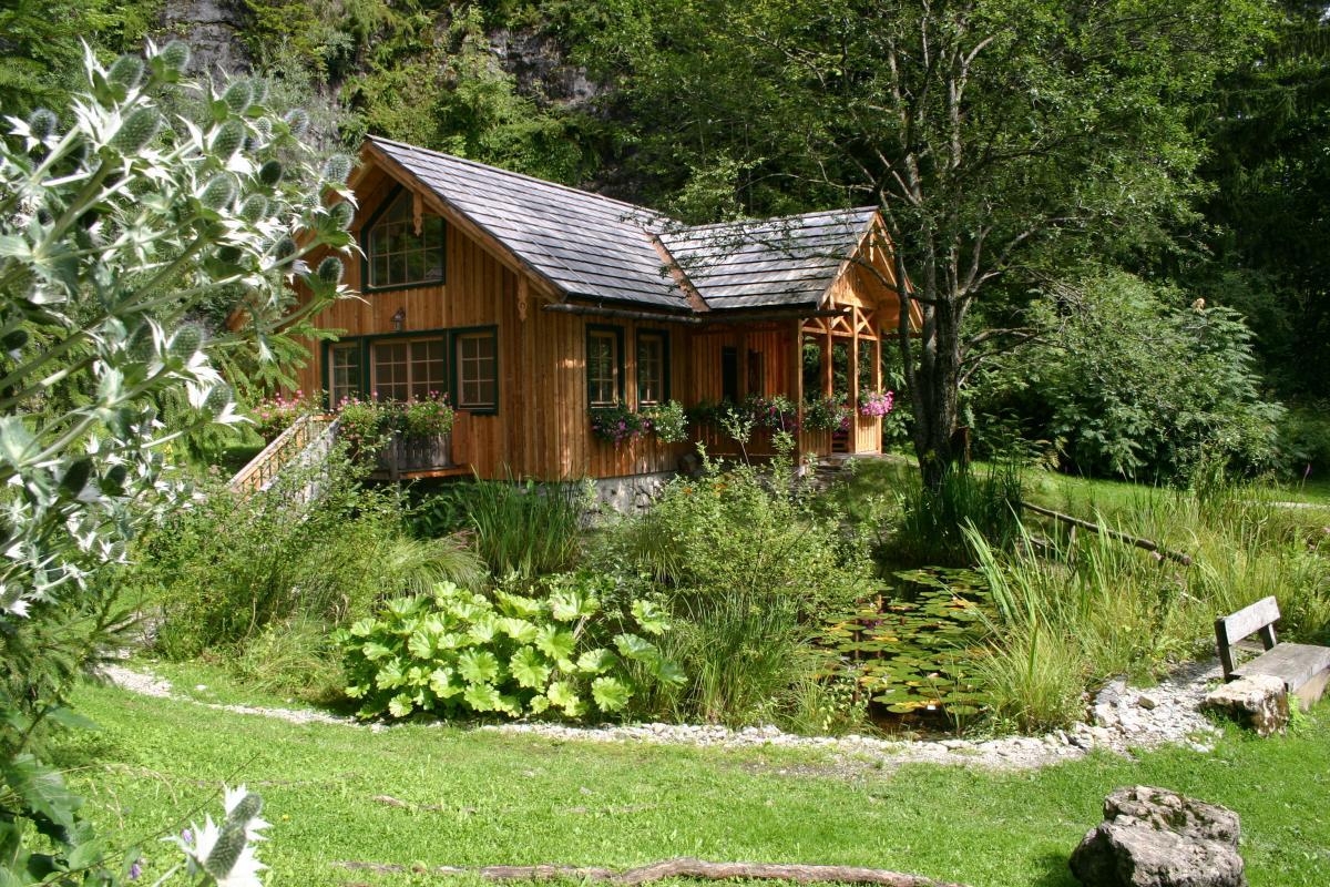 03 Alpengarten Bad Aussee - TLS Reisekul