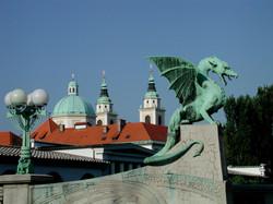 Ljubljana_-_Drachenbrücke