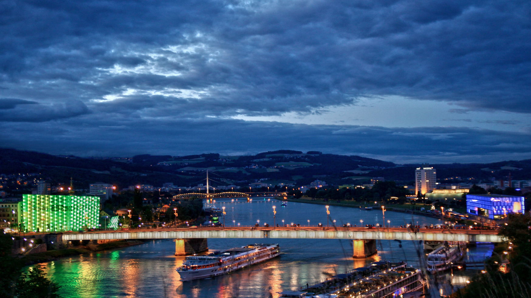 Panorama_Linz_2014©LinzTourismus_AlexSi