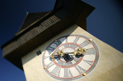 Uhrturm (c) Graz Tourismus - Harry Schif