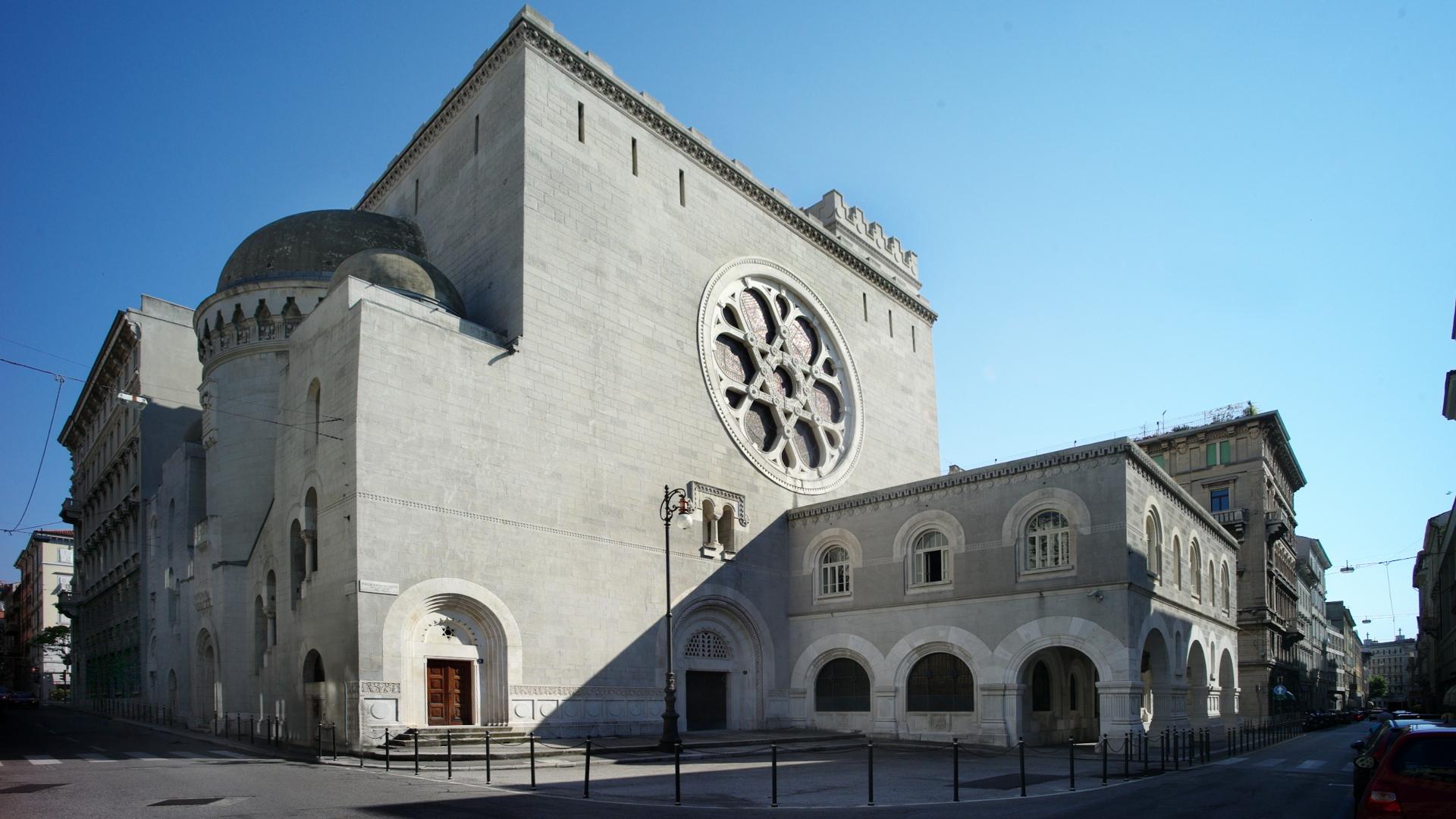 Synagoge_giotti-®ROTARI_CLUB_TS