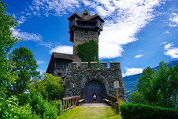 Burg Falkeinstein (c) Patrik Sommeregger