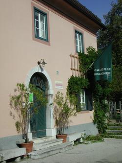 Kraigherhaus Eingangsfront