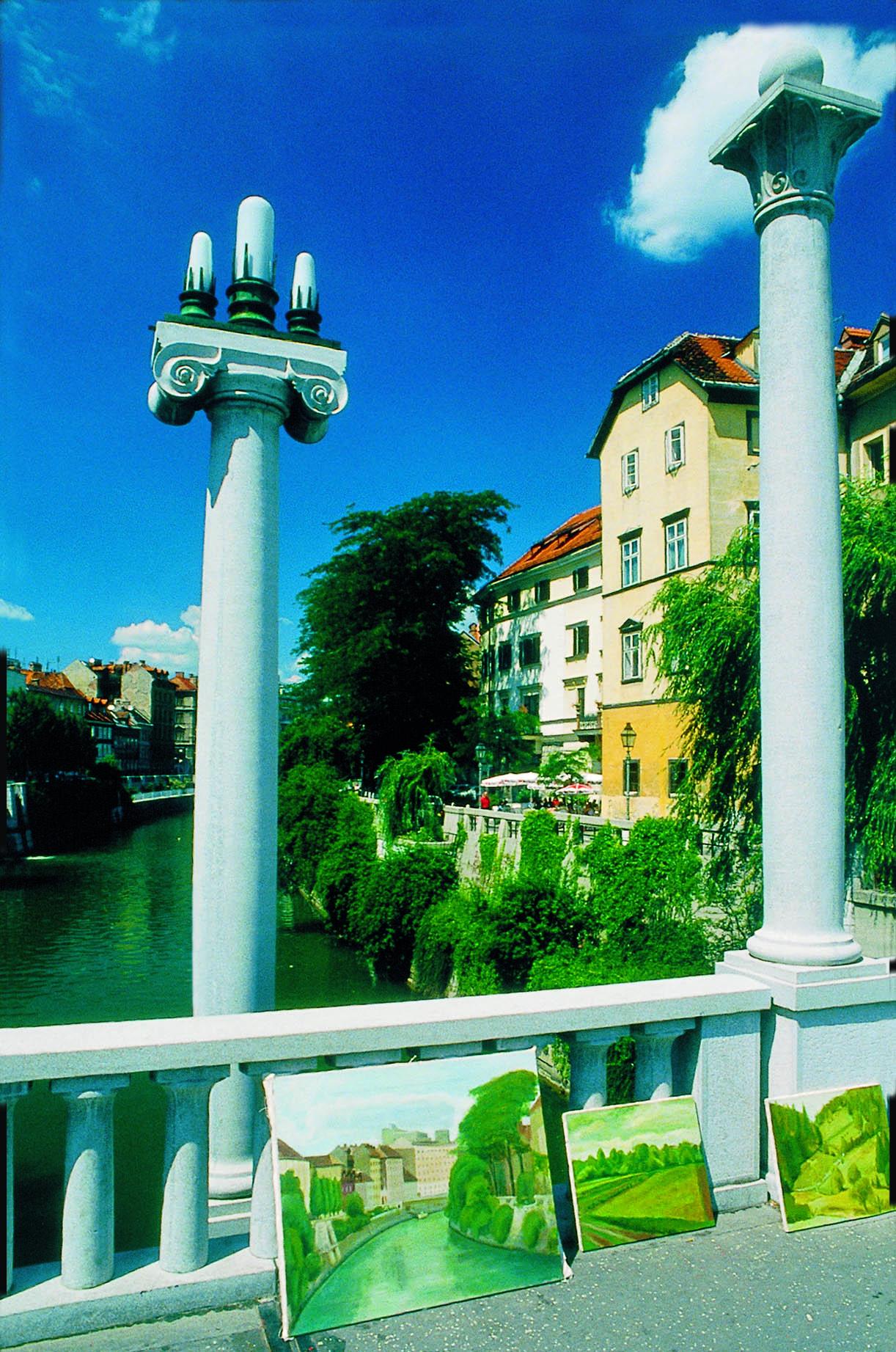 LJUBLJANA_Schusterbrücke