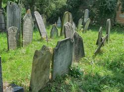Nikolsburg_Jüdischer_Friedhof