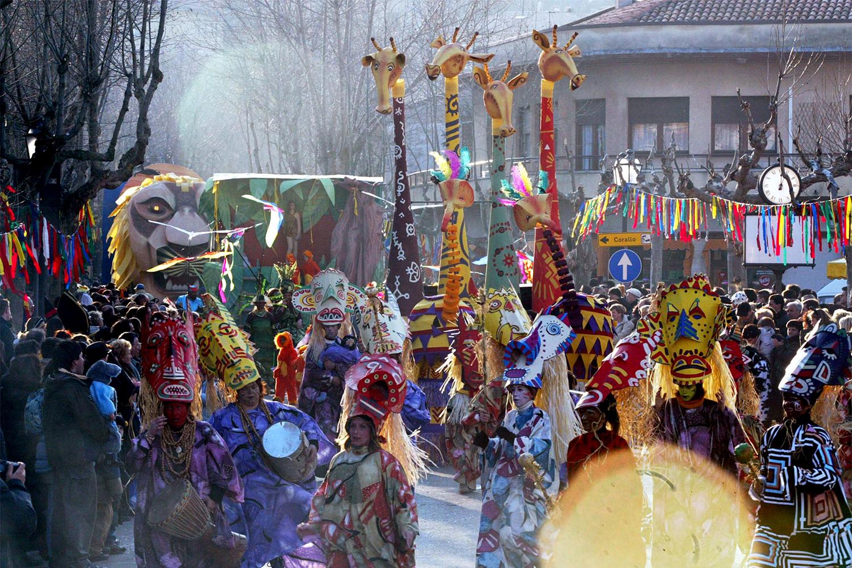 Carnevale di Muggia - TLS Reisekultur -