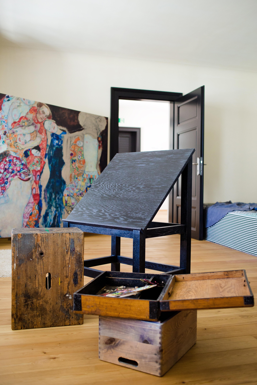 Klimt_Villa_artist_room©_Klimt_Villa