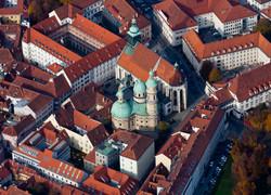 Dachlandschaft (c) Graz Tourismus - Erwi