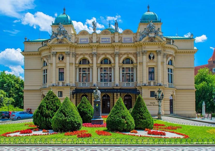 Stadttheater Krakau - (c) Roman Polyanyk