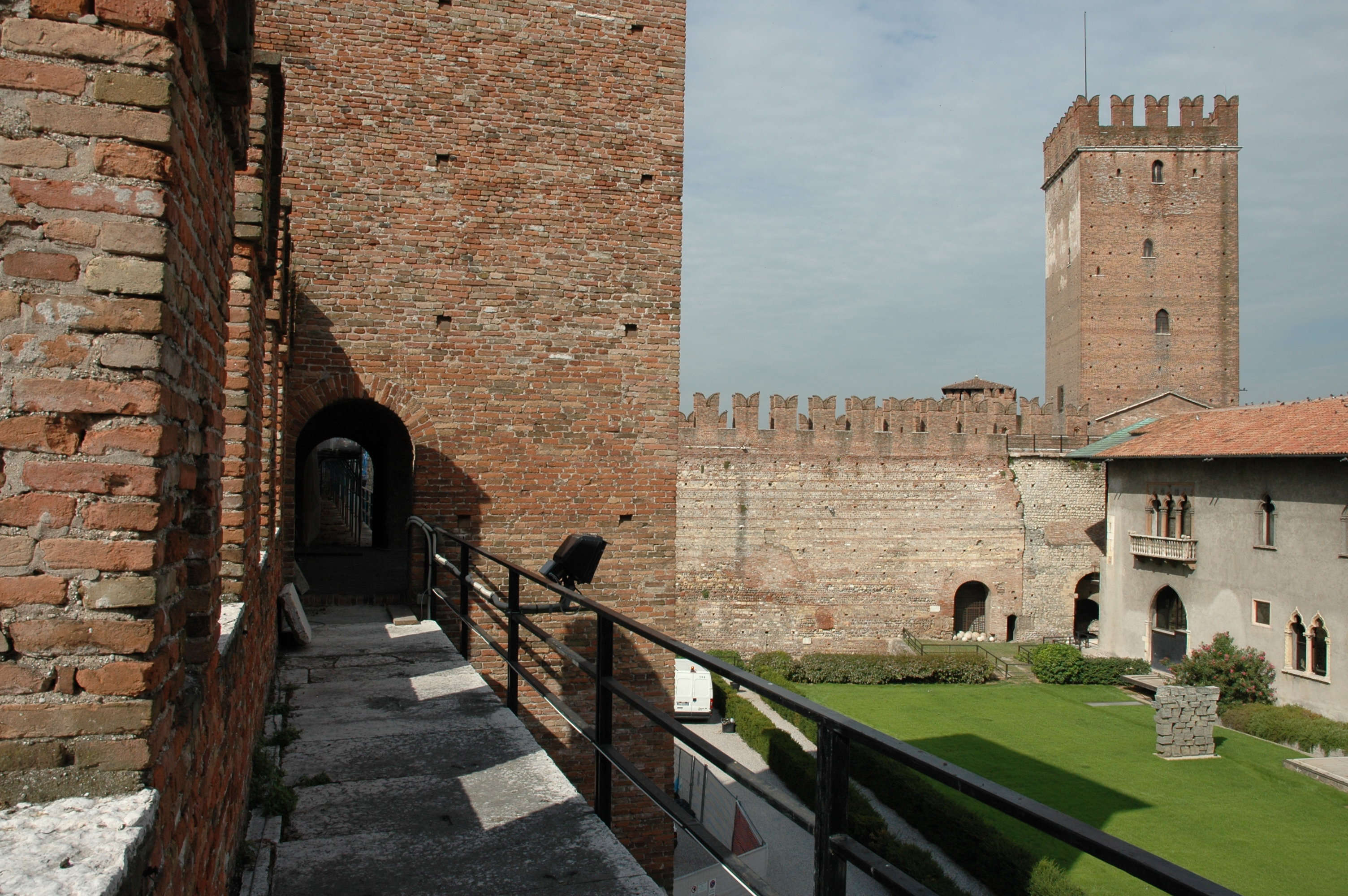 Courtesy Comune di Verona CamminamentiCa