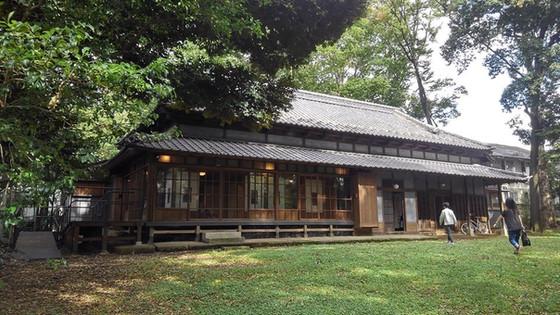 練馬区で築150年の古民家を再生した「季楽堂」