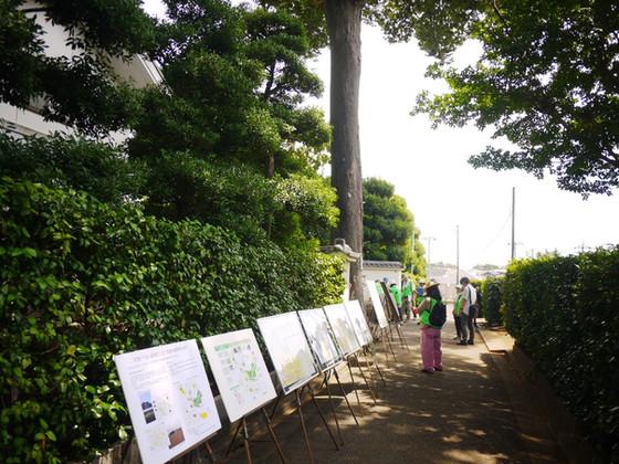 杉並区で屋敷林イベントに行ってきました!
