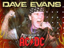 Dave Evans Original Voice Of AC/DC