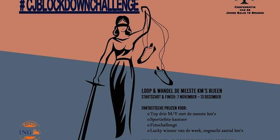 CJB Lockdown Challenge