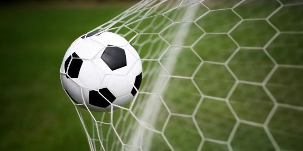 Voetbalmatch tegen Brudok