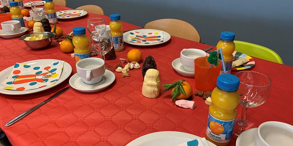 Sinterklaas ontbijtboxen