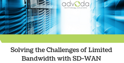 Solving the Challenges of Limited Bandwidth with SD-WAN