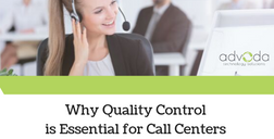 Why Quality Control is Essential for Call Centers