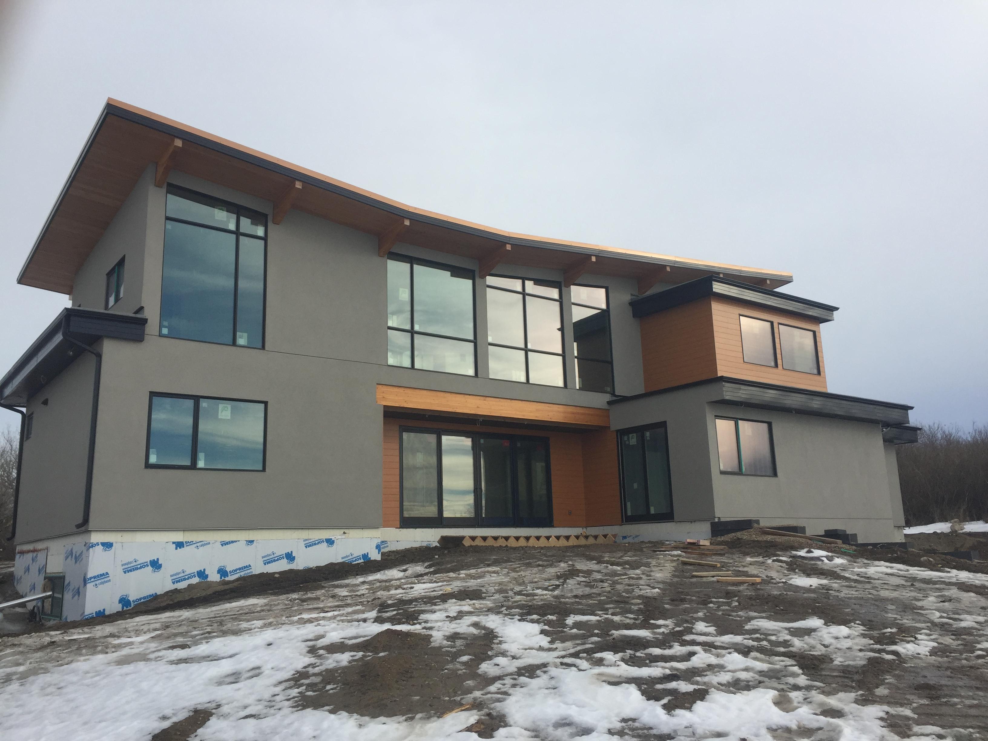 Saskatoon Longboard Siding