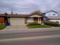 Saskatoon Exterior Renovation