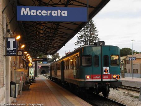 Macerata's Burning