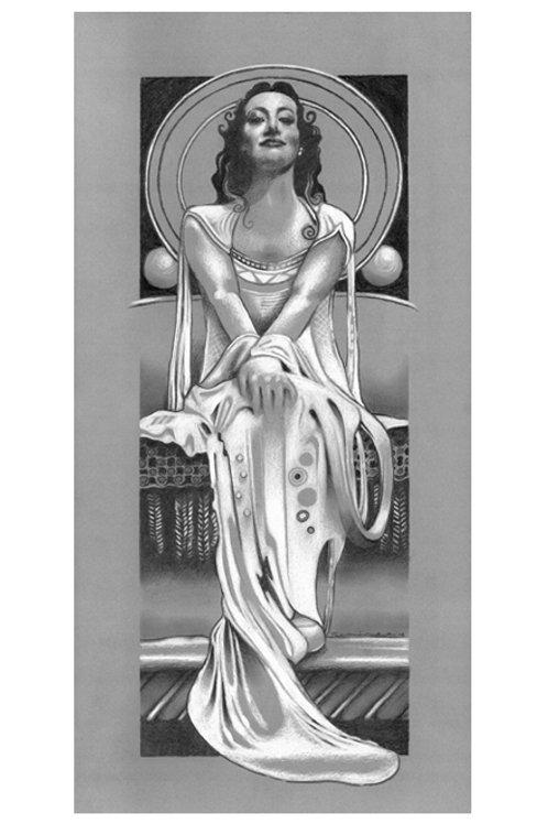Queenie Print
