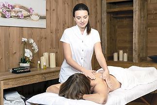 Luxury Massage Courchevel