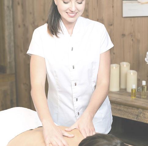 Standard winter season massage package