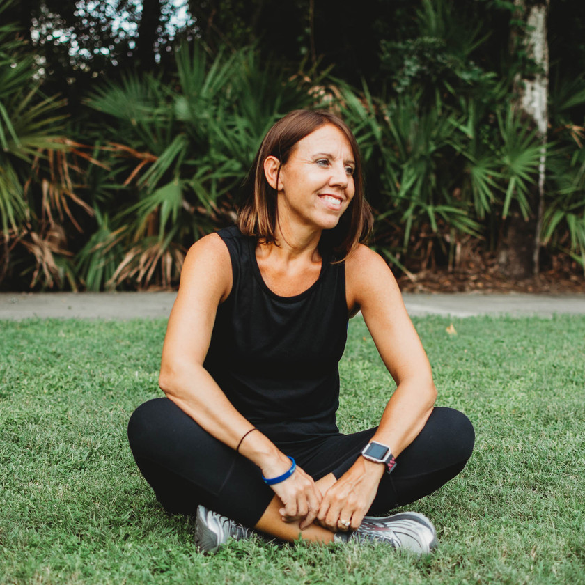 Fitness Headshot Session in Westchase, Tampa, Florida