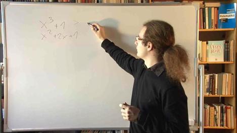 Obecnější nerovnice