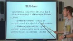 Tvoření slov a stavba slova 2