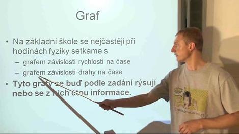 Grafy - Pohyb, Dráha