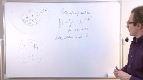 Jaderná fyzika - Radioaktivita, štěpení a fůze