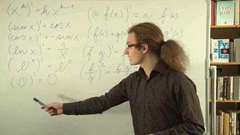 Počítání derivací