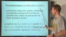 Skladba - syntax 8 (zvláštnosti a nepravidelnosti)