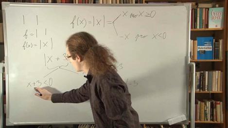 Rovnice a nerovnice s absolutní hodnotou