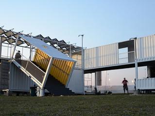 Container é estrutura sustentável e econômica para construção civil