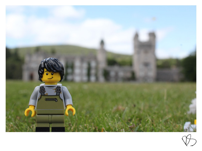 Lego in real life