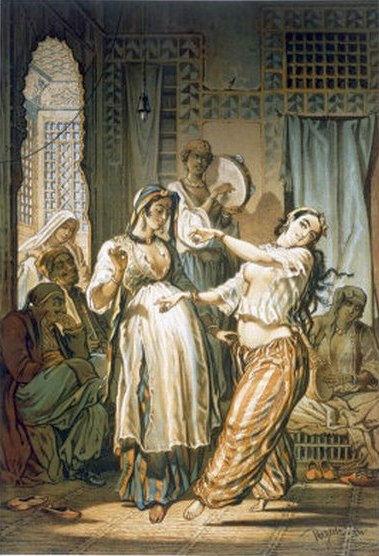 Preziosi_-_Egyptian_Belly_Dancer_from_So
