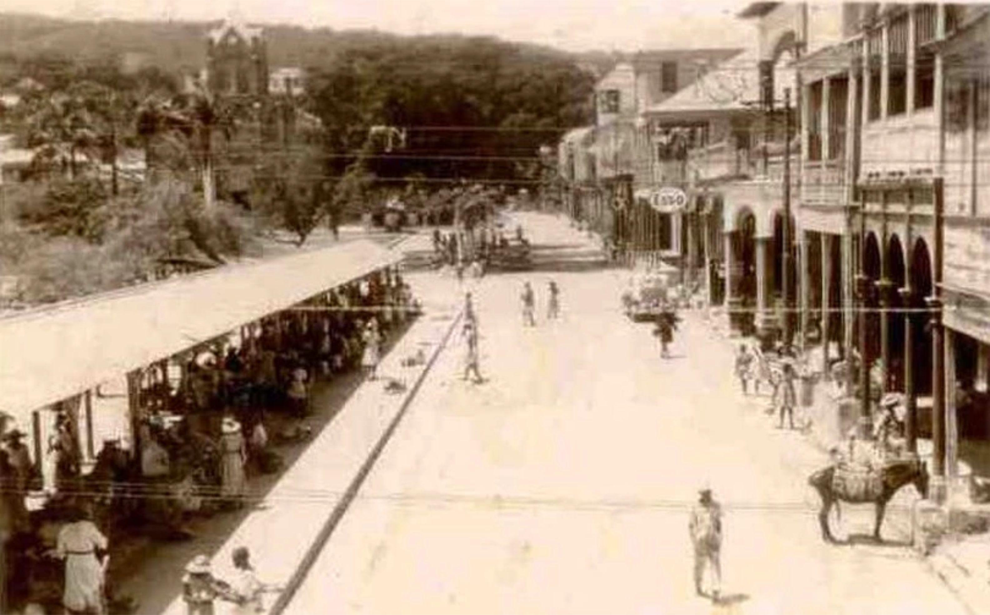 jeremie market