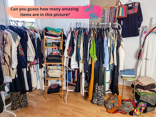 Can you guess how many amazing items are